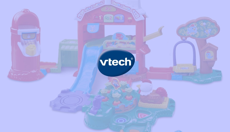Digital toy maker VTech says customer data stolen in breach