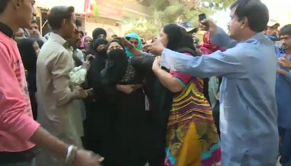 Quarrels, firing mar 2nd Phase of LB polls in Punjab and Sindh