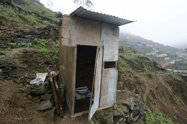 On World Toilet Day, one billion people have nowhere to go