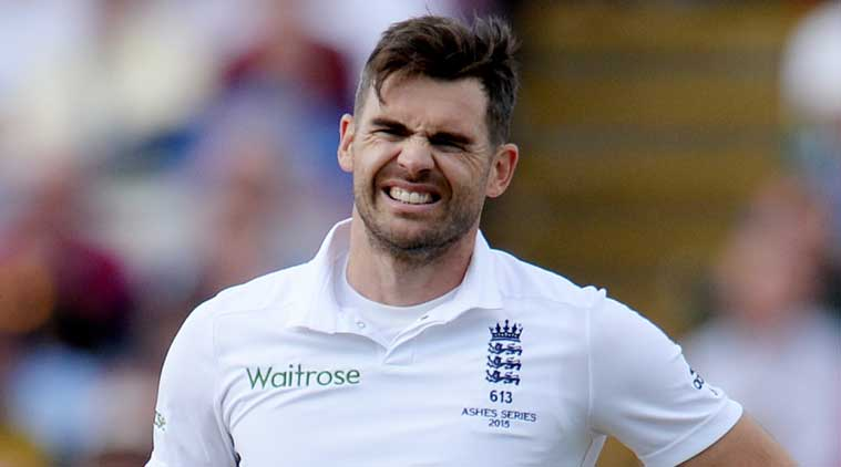 Anderson joins Yasir Shah as number-two ranked Test bowler