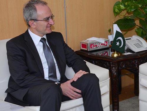 Trade volume with Pakistan reaches US$1 billion, says Spanish envoy