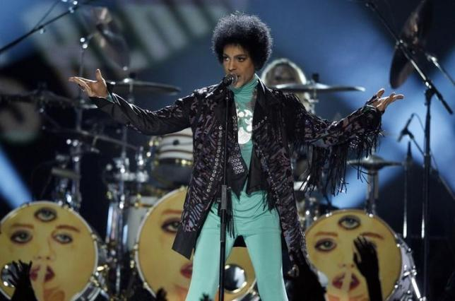Prince joins lists of Europe concert no-shows after Paris shootings