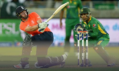England beat Pakistan by 14 runs in first T20 match