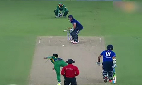 England set 356-run target against Pakistan in last ODI