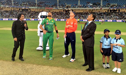 England win toss, decide to bat first in 2nd T20 match in Dubai