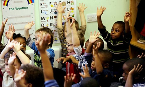 Poor kids who go to daycare may later do better in school
