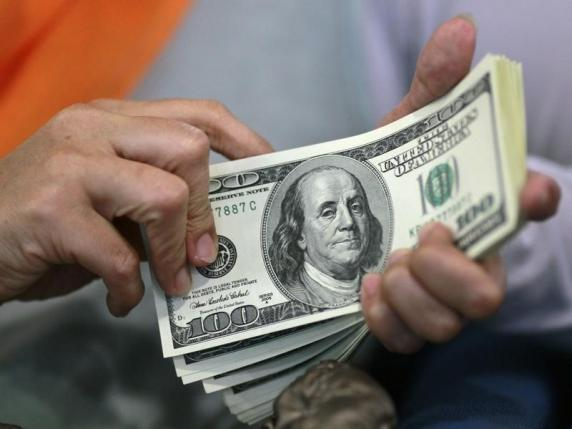 Dollar rises on ECB, SNB rate-cut expectations