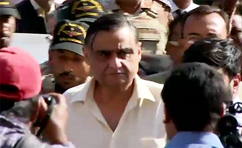 Dr Asim confesses to terrorism, graft charges