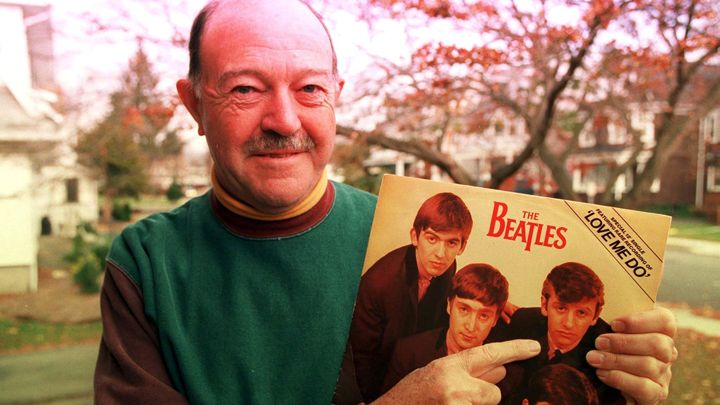 Beatles 'Love Me Do' drummer dies at 85: report