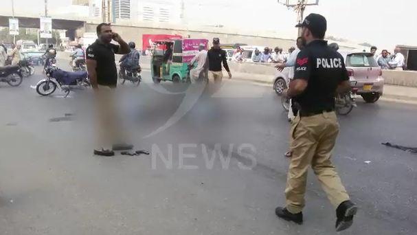 Three dacoits killed in Karachi encounter