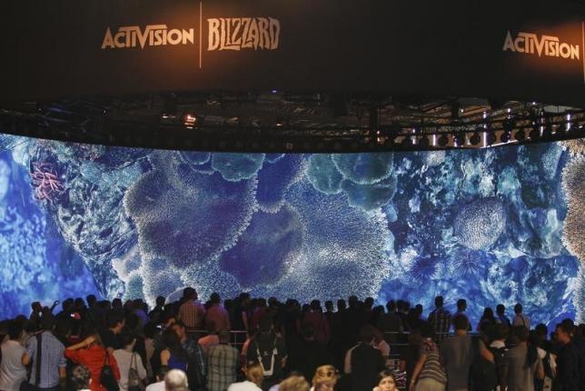 Videogame maker Activision launches film studio