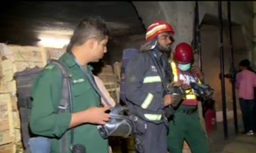 53 hospitalized after gas leakage from cold storage