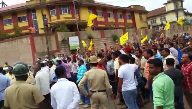 Protests in Karnataka as government marks Tipu Sultan's birth anniversary