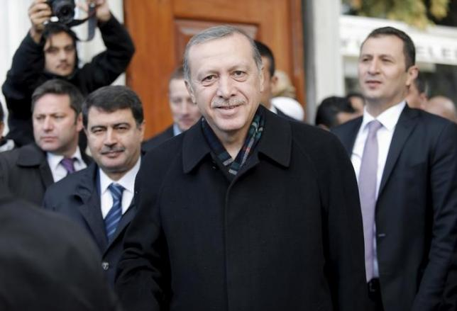 Turkey's Erdogan calls for new constitution as EU frets about rights