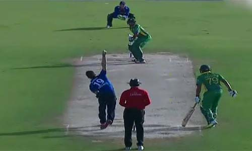 Pakistan set 209-run target against England in third ODI at Sharjah