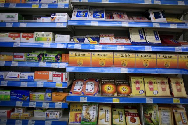 Beijing aims to refill medicine chest with 'Made in China' drugs