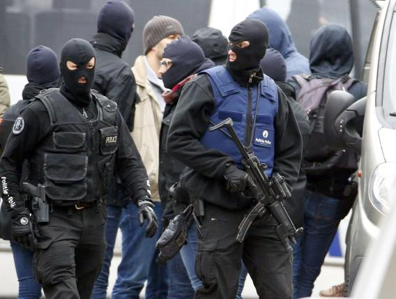 Belgian national Abaaoud named as mastermind in Paris attacks