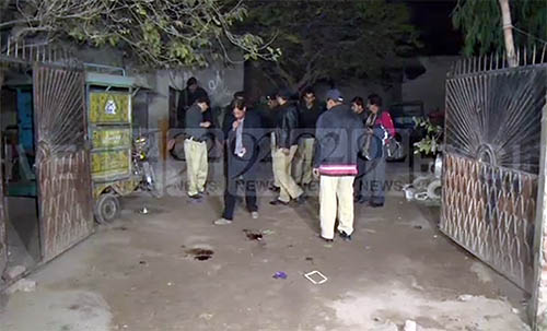 Lahore police shot dead four wanted terrorists in an encounter