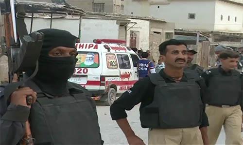 Banned Hizbut Tahrir local leader arrested in Karachi