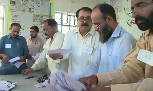 Polling ends for 2nd phase of LB elections in Punjab & Sindh