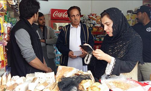 PFA team seals canteens of Punjab University