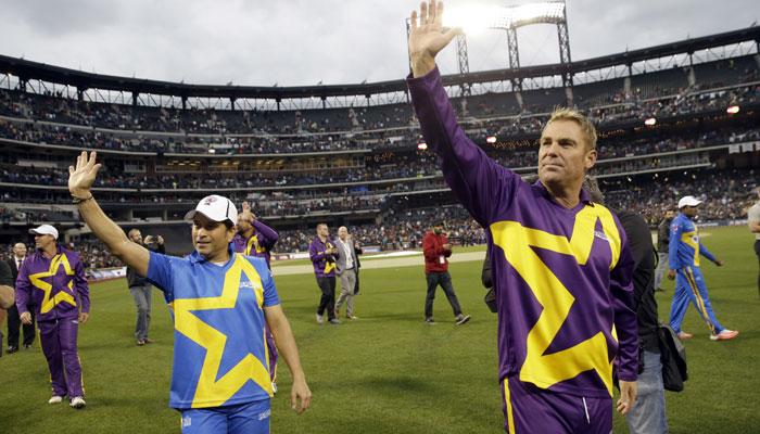 Cricket All-Stars: Warne's Warriors trump Sachin's Blasters in opener
