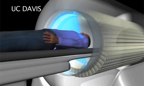 Supersized scanner to explore the body and hunt down disease