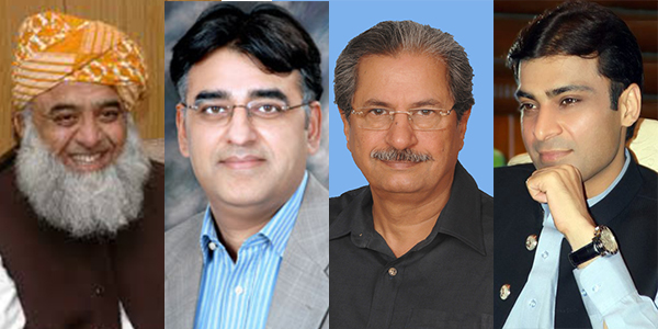 PTI is the only opposition party, says PTI's Shafqat Mehmood