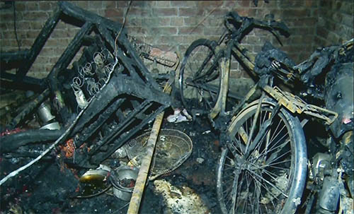 Cylinder blast claims another life in Lahore