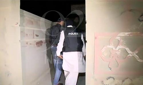 Two terrorists killed, ASI injured in Karachi encounter