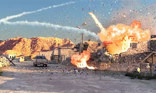 22 terrorists killed in Khyber Agency airstrike