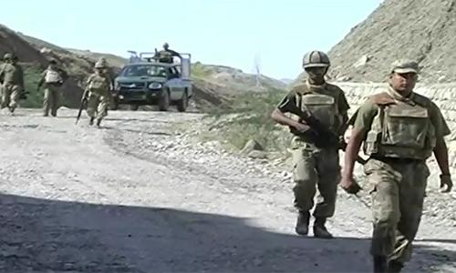 21 terrorists killed in Tirah Valley operation