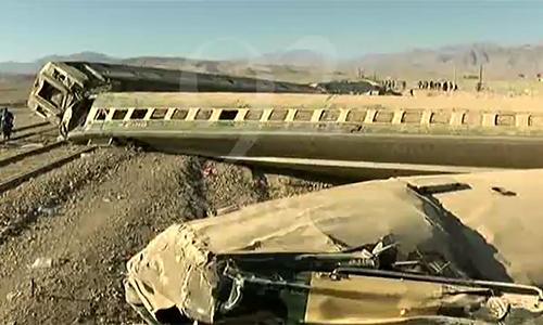 20 die, 150 wounded as Jaffar Express derails in Quetta