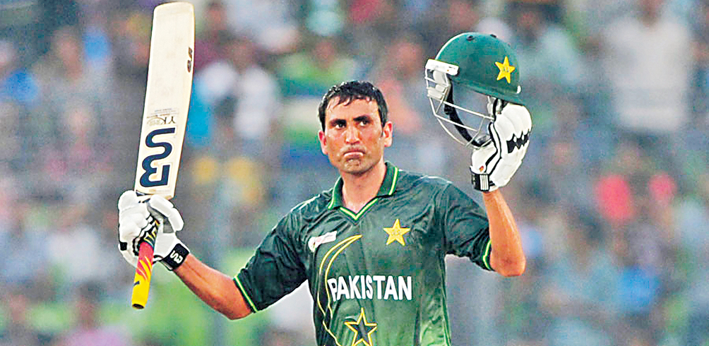Younis Khan retires from One-day International cricket