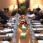 Sindh CM Syed Qaim Ali Shah reviews pace of NAP implementation