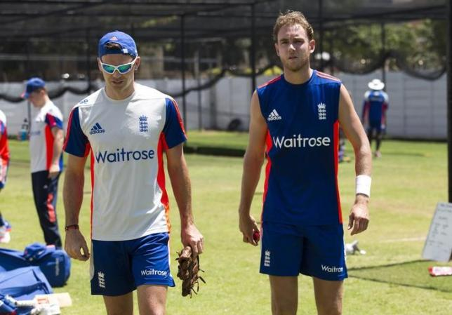 England will be okay without Anderson, says Broad