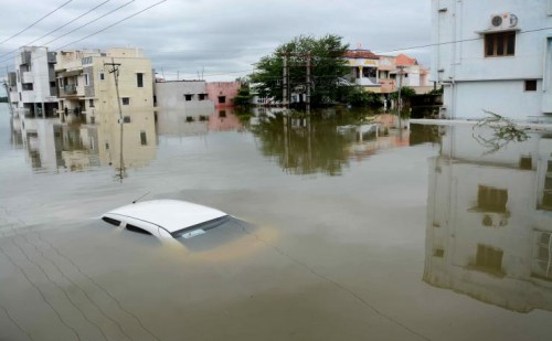 Chennai Rains2