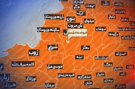 CTD apprehends at least three wanted terrorist in Dera Ismail Khan