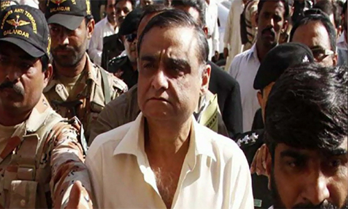 NAB granted seven-day physical remand of Dr Asim