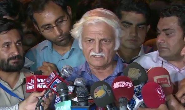 Federal govt exceeded authority over Rangers' Powers: Farhatullah Babar
