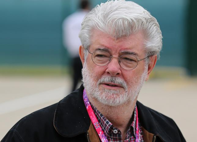 George Lucas to new 'Star Wars' film: I'm your divorced father