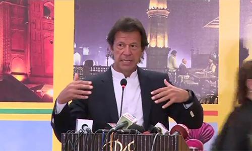 Ideology, struggle vital for becoming a leader, says Imran Khan