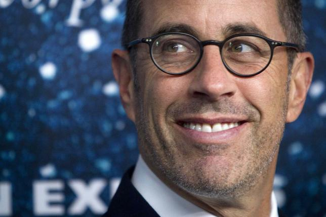 Jerry Seinfeld takes on monthly Manhattan stand-up residency