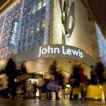 John Lewis weekly department store sales up 3.0 percent