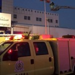 Saudi Arabia hospital fire kills 25, injures more than 100