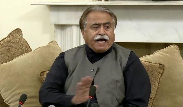 Zulfiqar Mirza admitted Uzair Baloch is his brother, says Moula Bakhsh Chandio