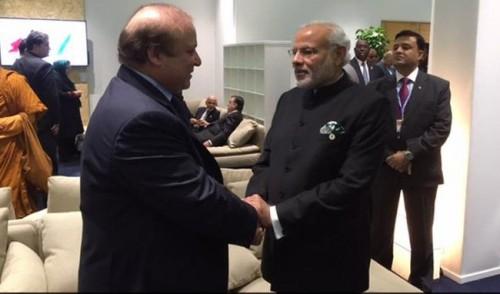 Modi - Sharif