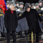 PM Modi lands in Russia to national anthem gaffe