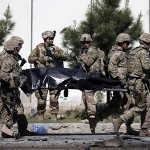 Six US troops killed by suicide bomber in Afghanistan