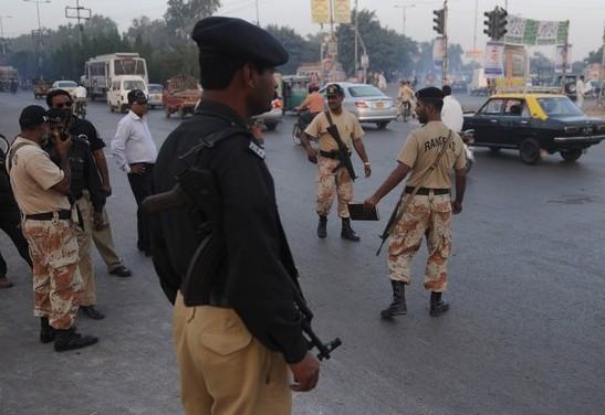 Three terrorists killed, target killers among 27 nabbed in Karachi